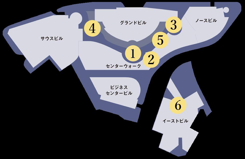 イルミネーションマップ